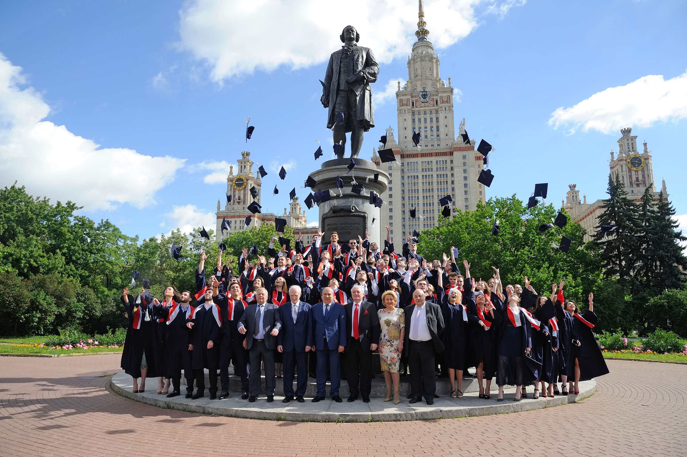 27 07 2019 Moscow School of Economics of the Lomonosov